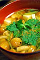 Miso soup with nameko and tofu by -puamelia-.jpg
