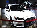 Mitsubishi Lancer Evolution X CN-Spec in the 10th Guangzhou Autoshow 06.jpg