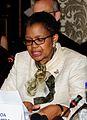 Mmasekgoa Masire-Mwamba addressing panellists crop.jpg
