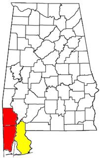 Mobile metropolitan area third-largest metropolitan area in the state of Alabama