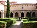 Monasterio de Piedra - central garden.JPG
