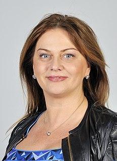 Monika Beňová Slovak politician