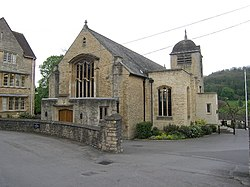 Monkton Combe (Somerset) School Chapel - geograph.org.uk - 67831.jpg