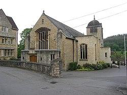 Monkton Combe (Somerset) School Chapel - geograph.org.uk - 67831.jpg