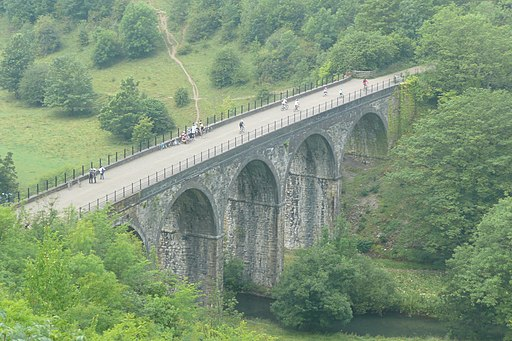 Monsal Head Viaduct, Peak District (6214959899)