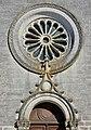 Montboyer 16 Église Tympan&rosace XIXe 2014.jpg