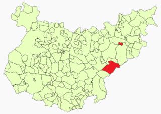 Monterrubio de la Serena Municipality in Extremadura, Spain