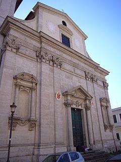 San Francesco di Paola ai Monti church