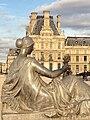 Monument aux morts de Port-Vendres by Aristide Maillol, Jardin des Tuileries, Paris 2012.jpg