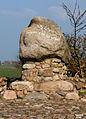 Monument ter herinnering aan de slag bij Warns in 1345. Locatie. Reaklif (Het Rode Klif) 01.jpg