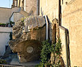 Monument to the passionist in Oria 2.jpg