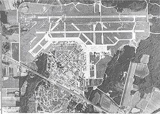 Moody Air Force Base - Moody AFB – 1987