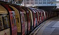 Morden tube station MMB 02 1995 Stock.jpg