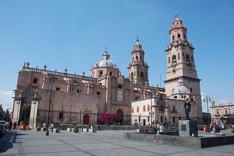 Roman Catholic Archdiocese of Morelia - Catedral de San Salvador