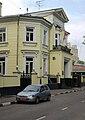 Moscow, Granatny 13, embassy of Tajikistan.jpg