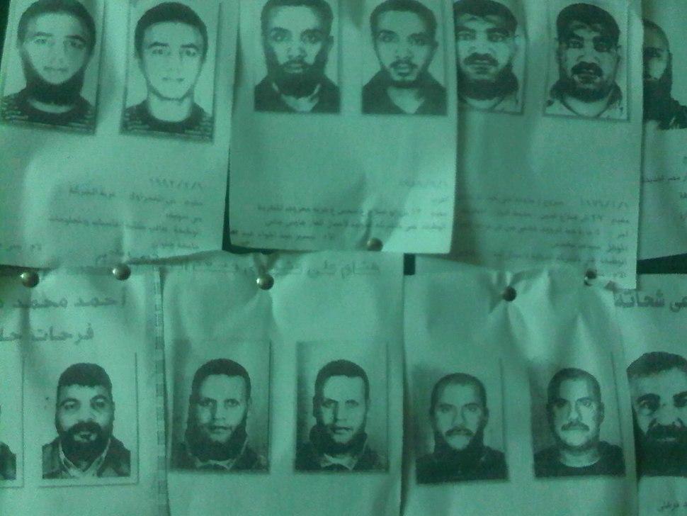 Most wanted by egyptian police belongs to Muslim Brotherhood armed militias 1