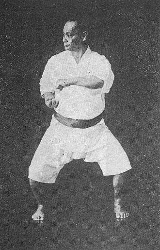 Motobu Chōki - Motobu Naifanchi