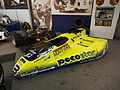 Motor-Sport-Museum am Hockenheimring, Motorcycle sidecar driven by Rolf Bilard and Kurt Waltisperg pic2.JPG