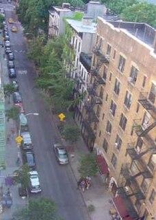 Nolita neighborhood in New York City