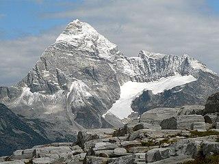 Mount Sir Donald mountain in Canada