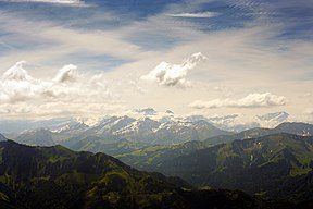 Mountains in the Jura region, Switzerland.jpg