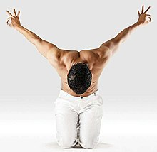 220px Mr yoga tip toe hero pose yoga asanas Liste des exercices et position à pratiquer