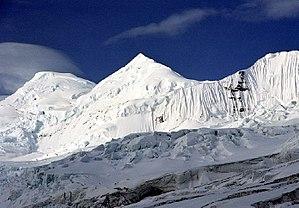 Mount Bona - Image: Mt. Bona, Alaska