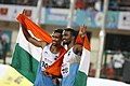 Muhammed Anas (Gold) And Arokia Rajiv(Silver) For India.jpg
