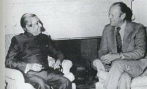 Mujib and Ford