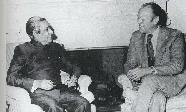 Mujib and Ford
