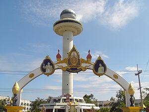 Mukdahan - Ho Kaeo Mukdahan