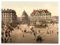 Munich from the Carlsthor (i.e. Karlstor) towards Central R. R. Station, Bavaria, Germany-LCCN2002696131.tif