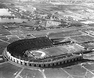 John F. Kennedy Stadium (Philadelphia) - Image: Municipal Stadium Philadelphia