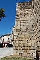 Muralla de Coria Torre01 Cara SW. Lienzo NW- calle del Horno. DSC 2016.jpg