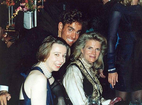 Photo Diane English via Wikidata