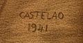 Museo Pontevedra, 6 Edificio, 03-98 sinatura Castelao 1941.jpg