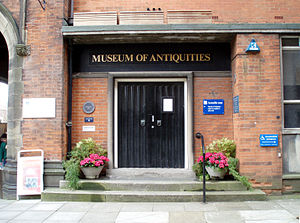 Museum of Antiquities - Image: Museum of Antiquities 1