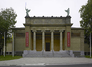 Museum of Fine Arts, Ghent - Museum voor Schone Kunsten