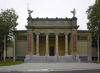 Museum of Fine Arts, Ghent museum in Ghent, Belgium