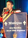 Royal Military College Saint Jean 60th anniversary gala, music by 6e Battalion Royal 22e Régiment