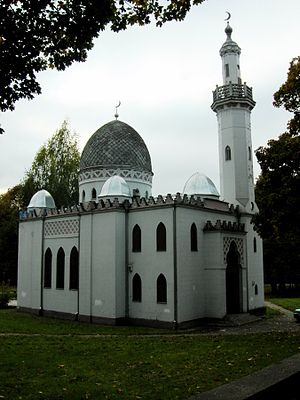 Islam in Lithuania - Kaunas Mosque.