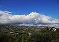 Núvols a la Vall de Gallinera.JPG