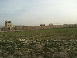 NATO Base in Maymana, Faryab, Afghanistan.jpg