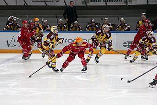 Juha-Pekka Hytönen Finnish ice hockey player