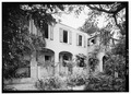 NORTHWEST REAR - Bjerget, 56-58 Hill Street, Christiansted, St. Croix, VI HABS VI,1-CHRIS,11-3.tif