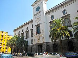 Castel Capuano - Facade