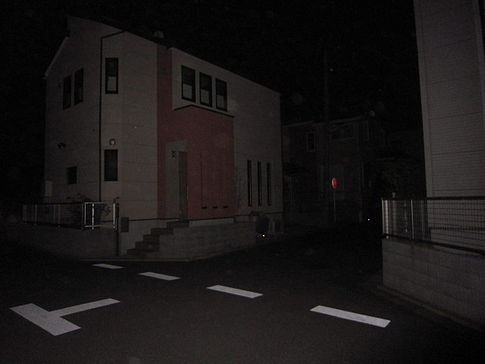A blackout in Narashino, Chiba on March 15. Image: mikuaxe.