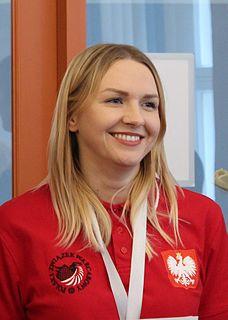 Natalia Sadowska draughts player