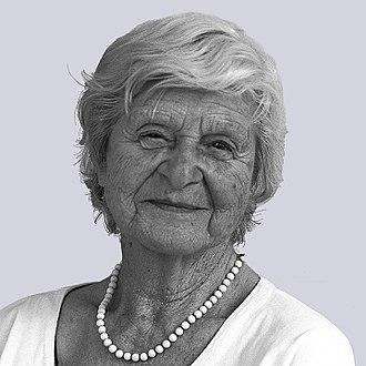Natascha Artin Brunswick - Natascha Artin Brunswick in 2000