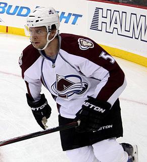 Nate Guenin American ice hockey player